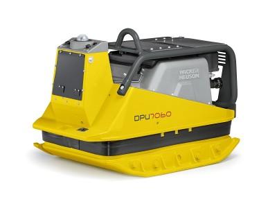 31″ Diesel Remote Plate Compactor