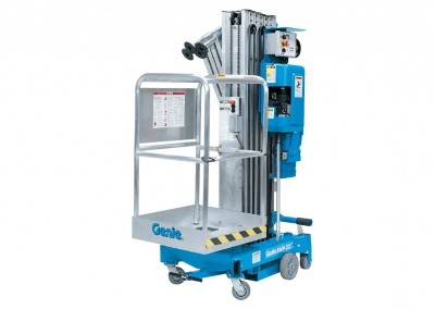 30′ Electric One Man Lift