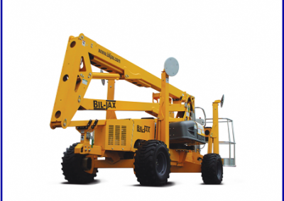 45′ Towable/Driveable Boom Lift