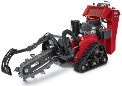 36″ Walk-Behind Track Trencher