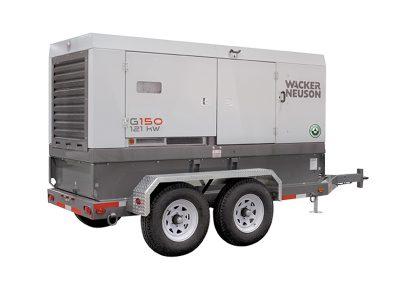 150KW Towable Generator