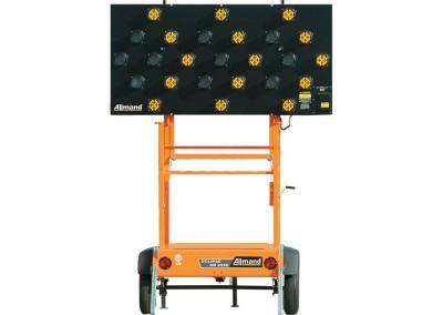 Solar Powered Arrow Board
