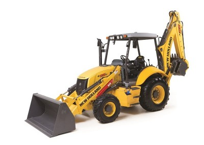 14′ 6″ Dig Depth Backhoe