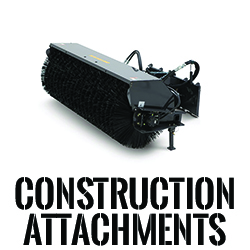 Construction Equipment Attachments