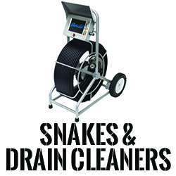 Snakes & Drain Cleaners