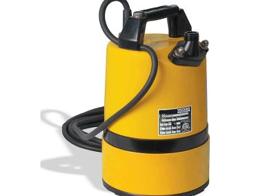 Submersible Puddle Pump