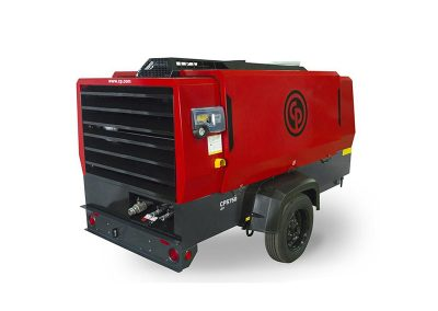 750 CFM Towable Air Compressor