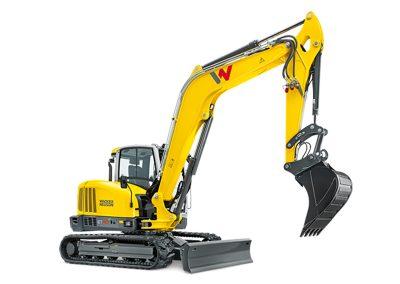 17600lbs 15'3″ Depth Mini Excavator